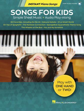 Product Cover for Songs for Kids – Instant Piano Songs