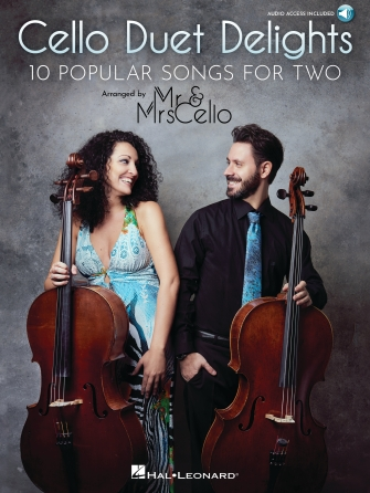 Cello Duet Delights Mr & Mrs Cello