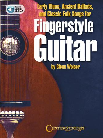 Product Cover for Early Blues, Ancient Ballads and Classic Folk Songs for Fingerstyle Guitar