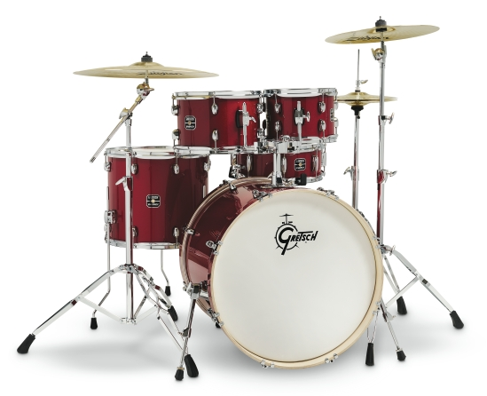 Product Cover for Gretsch Energy 5-Piece Set (22/10/12/16/14SN)
