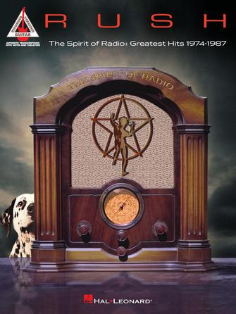 Product Cover for Rush – The Spirit of Radio: Greatest Hits 1974-1987