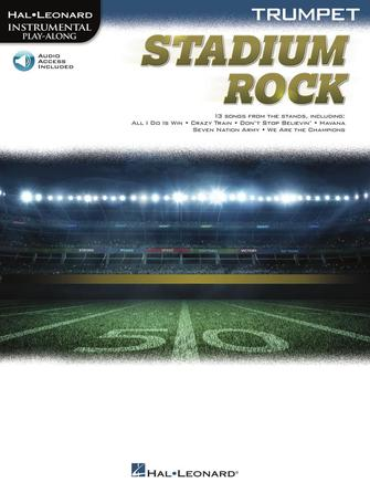 Product Cover for Stadium Rock for Trumpet