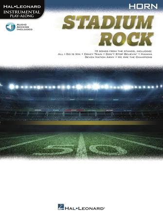 Product Cover for Stadium Rock for Horn