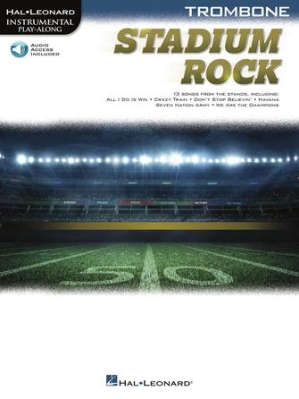 Product Cover for Stadium Rock for Trombone