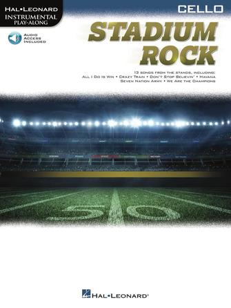 Product Cover for Stadium Rock for Cello
