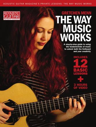 Product Cover for The Way Music Works