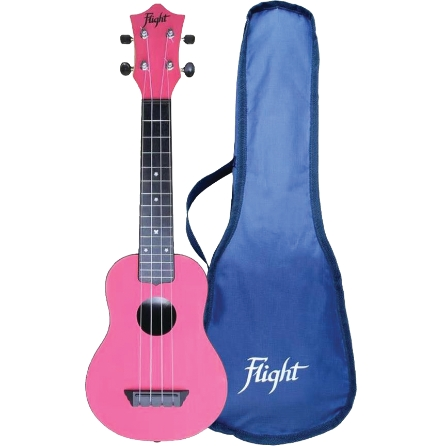 Product Cover for Pink Soprano Ukulele