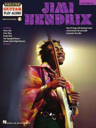 Product Cover for Jimi Hendrix
