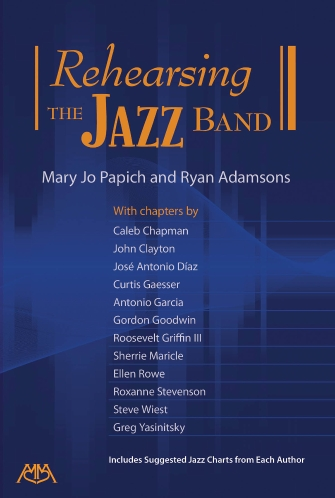 Product Cover for Rehearsing the Jazz Band