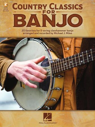 Country Classics for Banjo