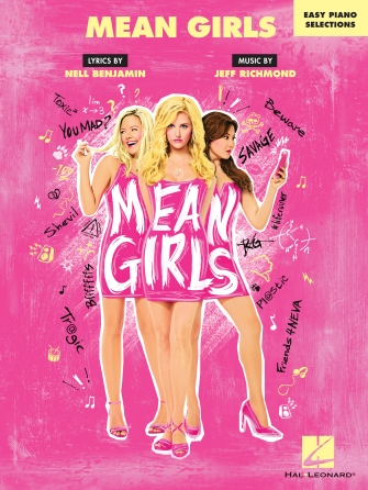 Product Cover for Mean Girls – Easy Piano Selections