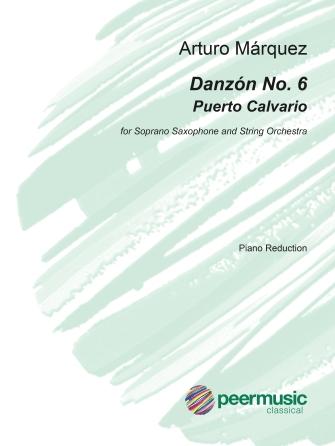 Product Cover for Danzon No. 6 (Puerto Calvario)
