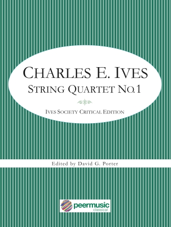 Product Cover for String Quartet No. 1
