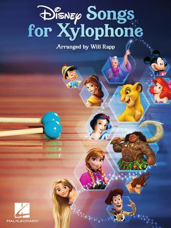 Product Cover for Disney Songs for Xylophone