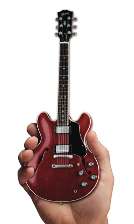 Product Cover for Gibson ES-335 Faded Cherry Mini Guitar Replica