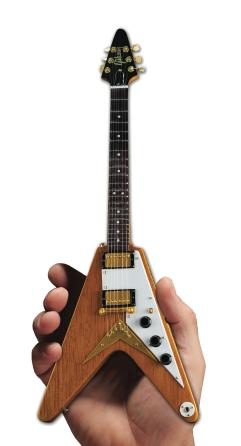 Product Cover for Gibson 1958 Korina Flying V Mini Guitar Replica