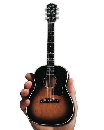 Product Cover for Gibson J-45 Vintage Sunburst Mini Guitar Replica