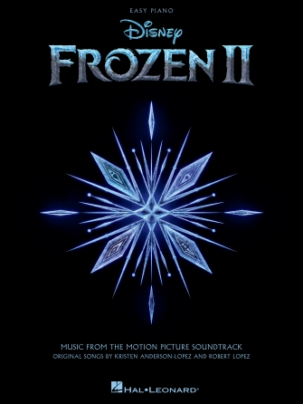 Product Cover for Frozen 2 Easy Piano Songbook
