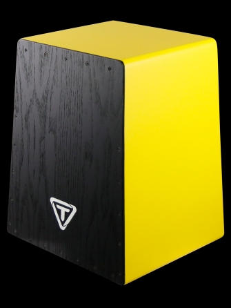 Product Cover for Vertex Series Cajon – Canary Burst