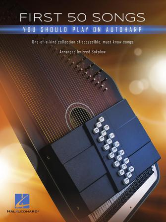 Product Cover for First 50 Songs You Should Play on Autoharp