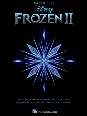 Product Cover for Frozen 2 Big-Note Piano Songbook