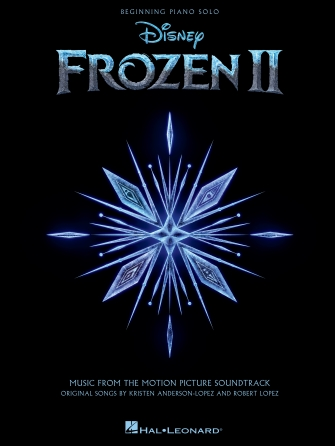 Product Cover for Frozen 2 Beginning Piano Solo Songbook