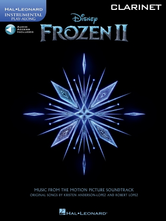 Product Cover for Frozen 2 Clarinet Play-Along