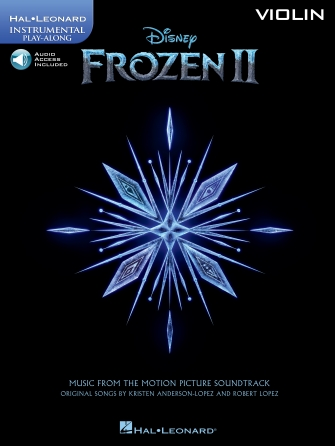 Product Cover for Frozen 2 Violin Play-Along