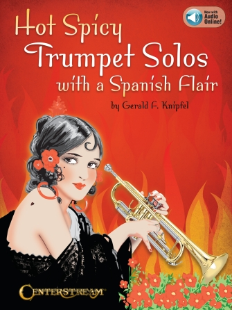 Product Cover for Hot Spicy Trumpet Solos with a Spanish Flair