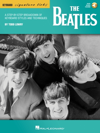 The Beatles Keyboard Signature Licks