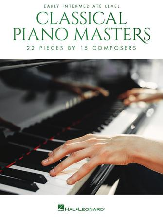 Classical Piano Masters – Early Intermediate Level