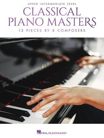 Classical Piano Masters – Upper Intermediate Level