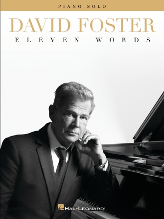Product Cover for David Foster – Eleven Words