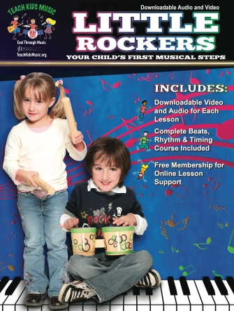 Little Rockers Your Child's First Musical Steps