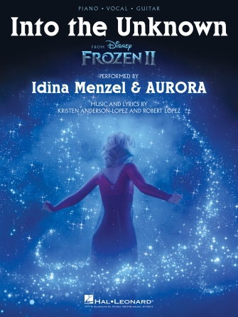 Product Cover for Into the Unknown (from Frozen 2) - Piano/Vocal/Guitar Sheet Music