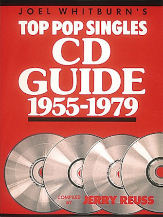 Product Cover for Top Pop Singles CD Guide '55-'79 (Softcover)