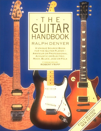 Product Cover for The Guitar Handbook