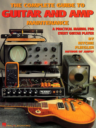 Product Cover for The Complete Guide to Guitar and Amp Maintenance
