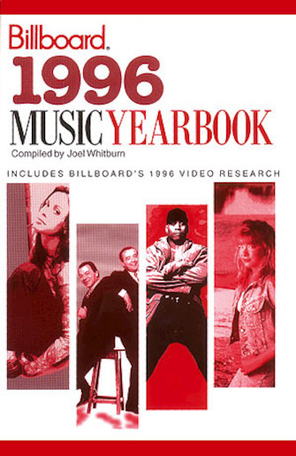 Product Cover for 1996 Music Yearbook