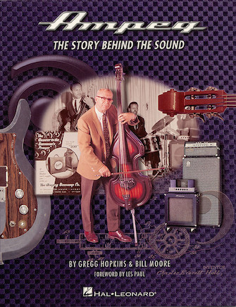 Product Cover for Ampeg: The Story Behind the Sound