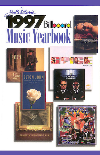 Product Cover for 1997 Billboard Music Yearbook