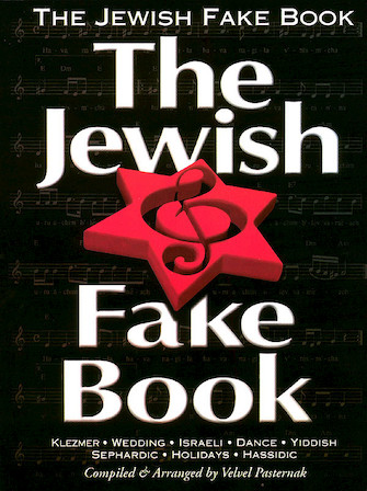 Product Cover for The Jewish Fake Book