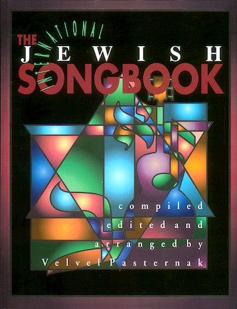 Product Cover for International Jewish Songbook