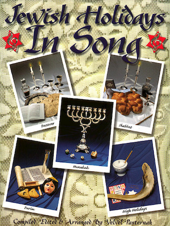 Product Cover for Jewish Holidays in Song