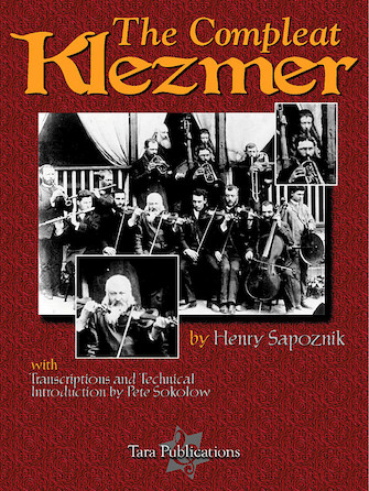 Product Cover for Compleat Klezmer Book CD