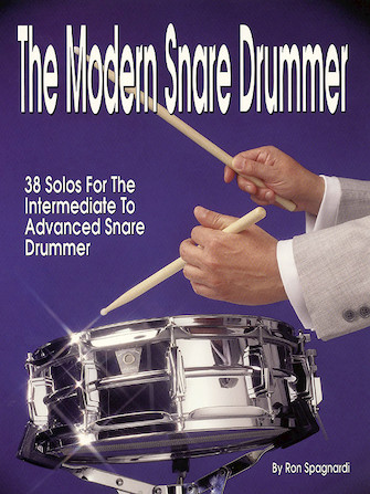 Product Cover for The Modern Snare Drummer
