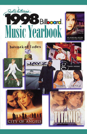 Product Cover for 1998 Billboard® Music Yearbook