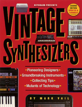 Vintage Synthesizers – 2nd Edition