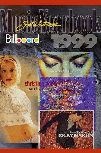 Product Cover for 1999 Billboard Music Yearbook