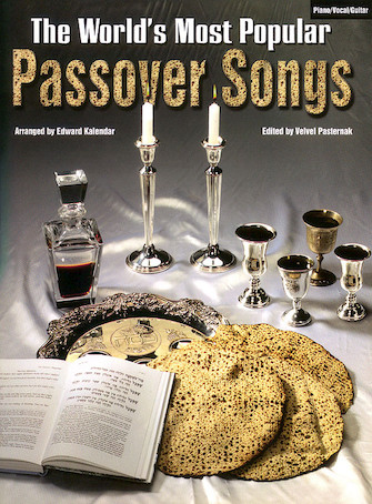 Product Cover for The World's Most Popular Passover Songs